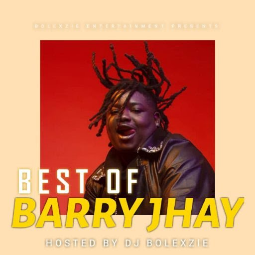 DOWNLOAD: Best of Barry jhay DJ Mix 2021