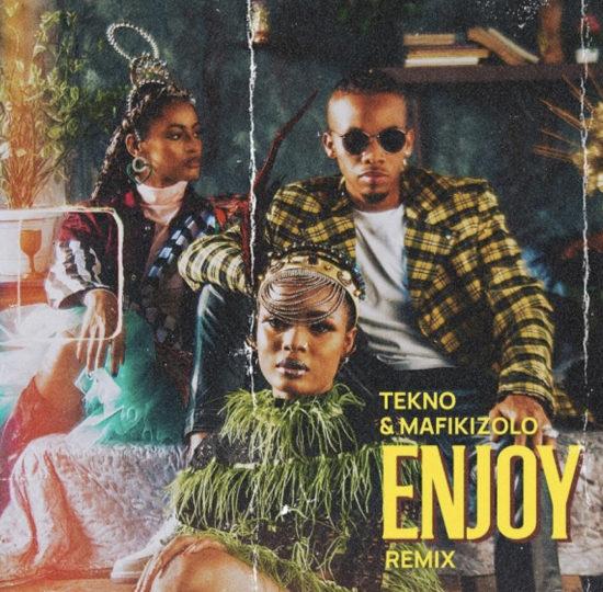 DOWNLOAD MP3: Tekno – Enjoy (Remix) ft. Mafikizolo