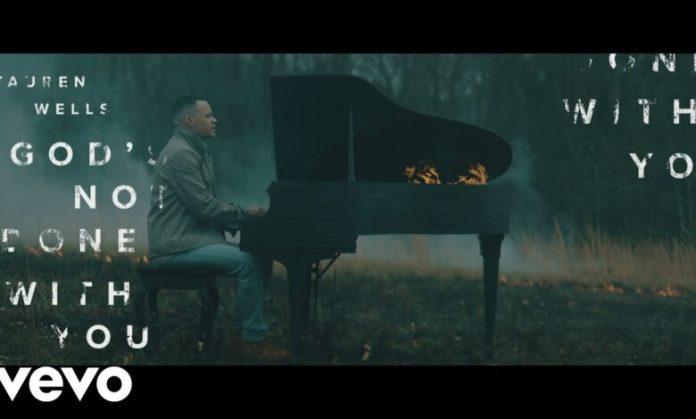 Tauren Wells – God's Not Done With You Lyrics