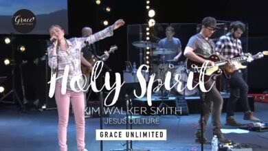 Lyrics: Holy Spirit You Are Welcome Here