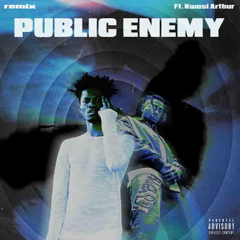 DOWNLOAD: Infamousizak ft Kwesi Arthur  – Public Enemy Remix