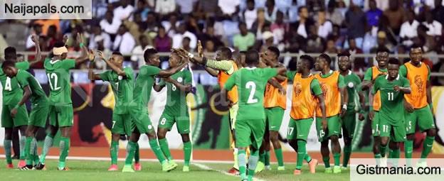 super eagles wafu - WAFU Nations Cup: Home-based Eagles lose to Togo again