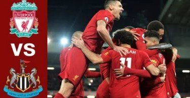 Liverpool vs Newcastle 0 - 0 All Goals & Highlights 1