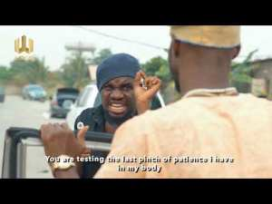 [Comedy Video] Officer Woos ft Small Stout – Drink Urine