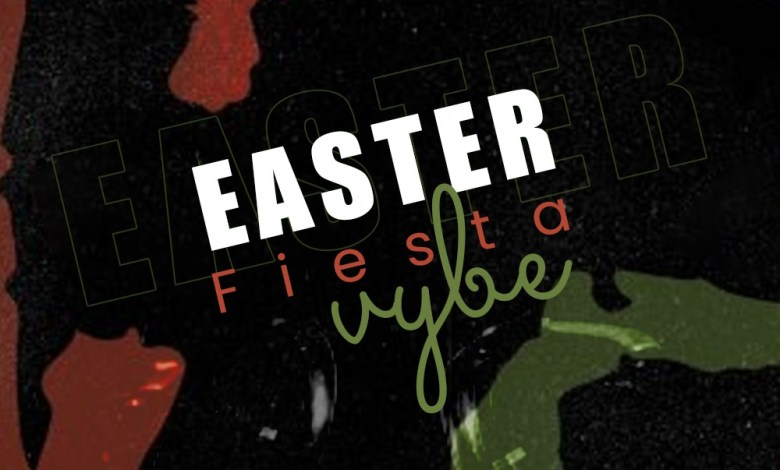 Dj Max - Easter Fiesta Vybe