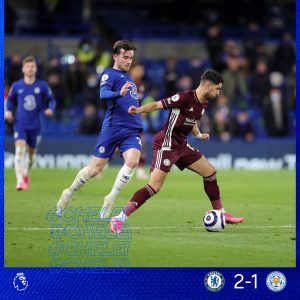Chelsea vs Leicester 2-1 - Highlights [DOWNLOAD VIDEO]