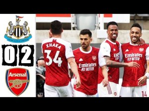 Newcastle vs Arsenal 0-2 – Highlights [DOWNLOAD VIDEO]