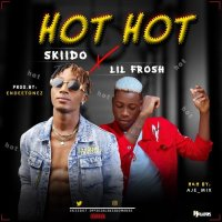 MUSIC: Skiido Ft. Lil Frosh – Hot Hot