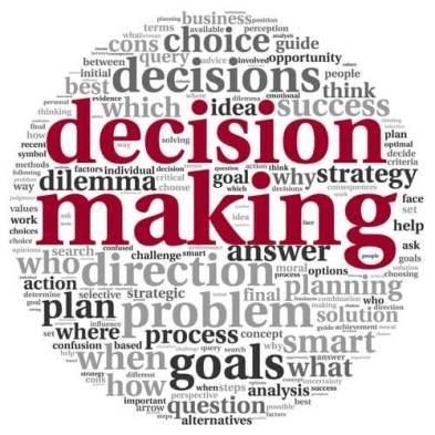 decision-making for entrepreneurs