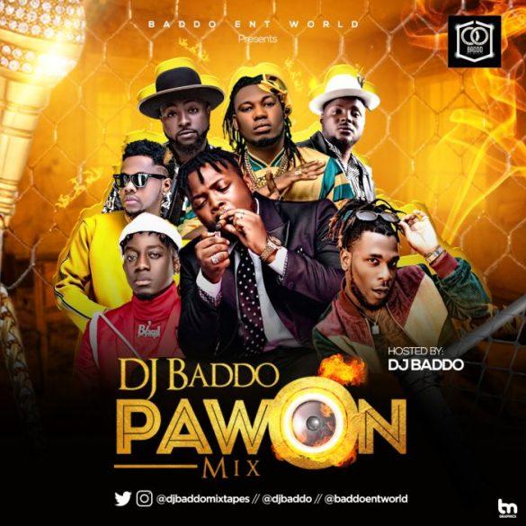 DJ Baddo Pawon Mix