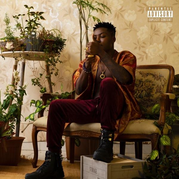 Reekado Banks Off The Record EP Artwork