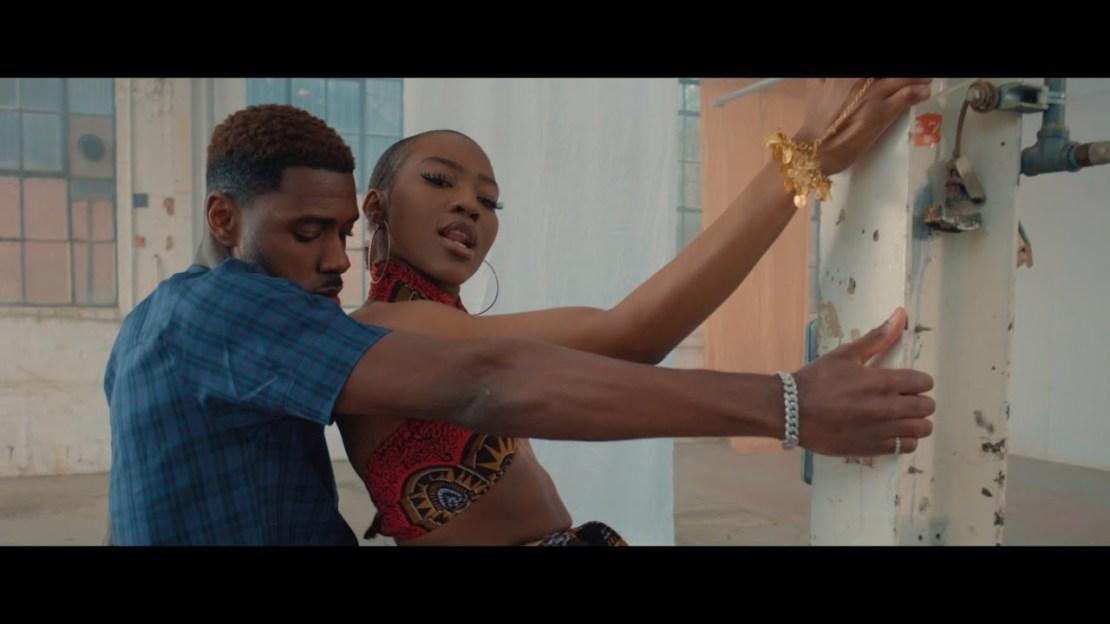 Mr Eazi Lento Dance Video