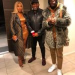 Stefflon Don and Burna Boy Confirms Dating With First Public Kiss (Video)