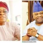 Tribunal declares OBO's Uncle Adeleke Winner of Osun Election, Davido Reacts