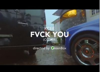 Kcee - Fvck You (Cover) Mp3 Audio Download Fuck You Kiss Daniel Challenge