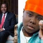 "Teni Changes Name To ""Teniola Dangote"" as She Meets Africa Richest Man, Aliko Dangote (Watch Video)"