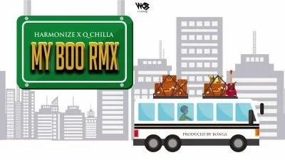 Harmonize Ft. Q Chilla - My Boo (Remix) Mp3 Audio Download