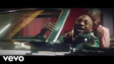 VIDEO: Davido Ft. Chris Brown - Blow My Mind Mp4 Download