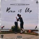 Kwesta – Run It Up ft. Rich Homie Quan