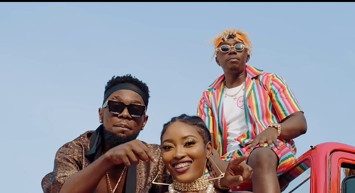 VIDEO: Rayvanny Ft. Zlatan, Patoranking & Diamond Platnumz - Tetema (Remix) Mp4 Download