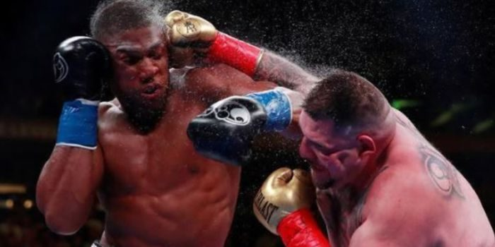 Watch & Download: Andy Ruiz Vs Anthony Joshua 2 Rematch Highlights (VIDEO) Live stream Full Video Mp4