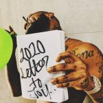 """Listen To The Snippet Of Davido's New Song """"2020 Letter To You"""" (Watch Video)"""