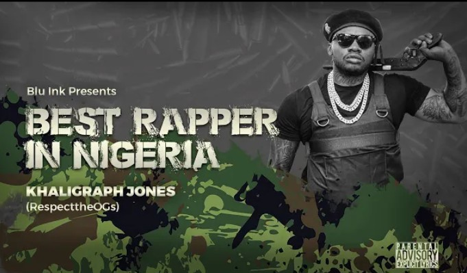 Khaligraph Jones - Best Rapper In Nigeria (Blaqbonez Diss) Mp3 Audio Download