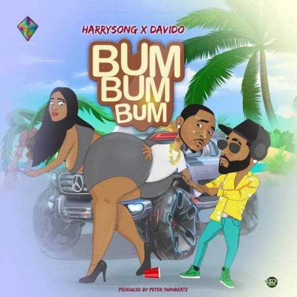 HarrySong - Bum Bum Bum Ft. Davido Mp3 Audio Download