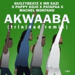 Machel Montano Ft. GuiltyBeatz, Mr Eazi, Pappy Kojo, Patapaa – Akwaaba (Trinidad Remix)