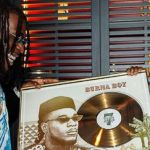 """Burna Boy Hit Song """"On The Low"""" Bags Gold in France"""