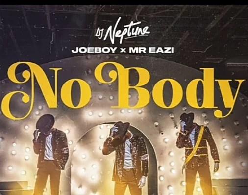 INSTRUMENTAL: DJ Neptune X Mr Eazi X Joeboy - Nobody (Free Beat) Download