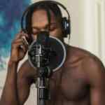 """Naira Marley Teases A New 'Fuji Music' Inspired Song Tagged """"Aye"""" 