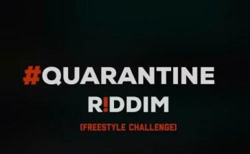 Ceeza Milli Quarantine Riddim Mp3 Audio Download