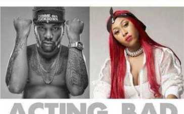 Burna Boy Ft. Madrina (Cynthia Morgan) - Acting Bad Mp3 Audio Download