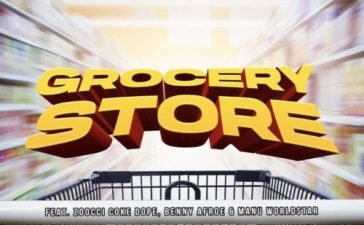 Mp3 DJ D Double D - Grocery Store Ft. Zoocci Coke Dope, Manu WorldStar, Benny Afroe