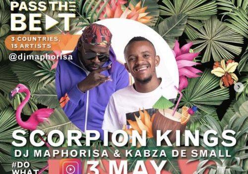 DJ Maphorisa & Kabza De Small - Barcadi Amapiano Live Mix Mp3 Download