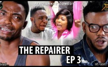 VIDEO: Xploit Comedy (Afro Lankz) - The Repairer Episode 3 Mp4 Download