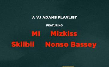 VJ Adams - Oluwa Ft. Mz Kiss Mp3 Audio Download