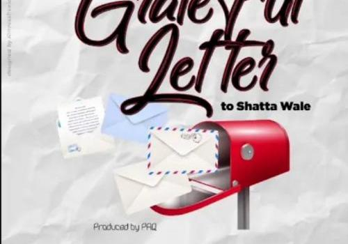 Addi Self - Grateful Letter To Shatta Wale Mp3 Audio Download