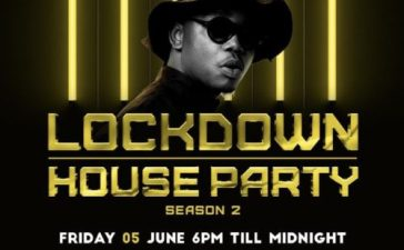 Culoe De Song - Lockdown House Party Season 2 Mp3 Audio Download