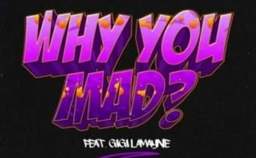 DJ Zan D - Why You Mad Ft. Gigi Lamayne