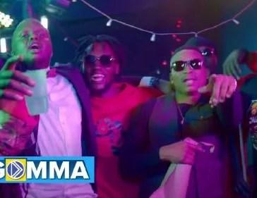 Otile Brown Ft. Mejja, Magix Enga - Watoto Na Pombe (Audio + Video) Mp3 Mp4 Download