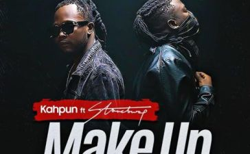 Kahpun - Make Up Ft. Stonebwoy Mp3 Audio Download