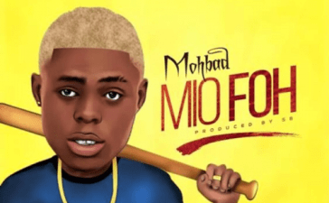 Mohbad - Mi O Foh Mp3 Audio Download