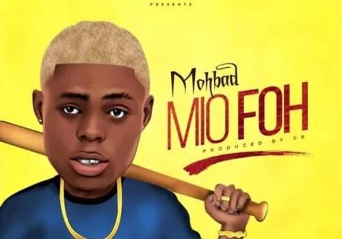 Mohbad - Mi O Foh Mp3 Audio Download