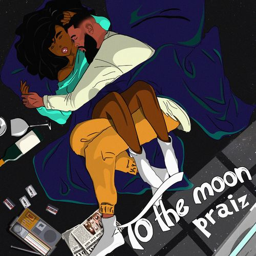 DOWNLOAD ALBUM: Praiz – To The Moon (FULL EP)
