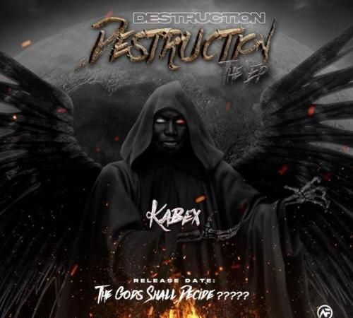 Kabex - Destruction 2.0 (The EP) Mp3 Zip Fast Download Free audio Complete