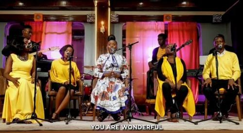 Mercy Masika - Wonderful Mp3 Audio Download
