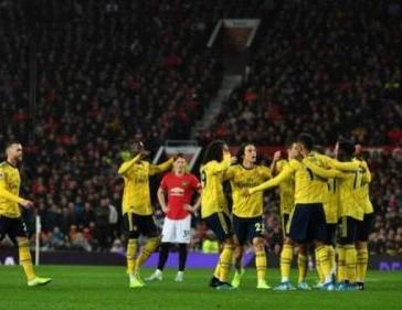 VIDEO: Manchester United Vs Arsenal 1-1 EPL 2019 Goals Highlight Mp4 Download