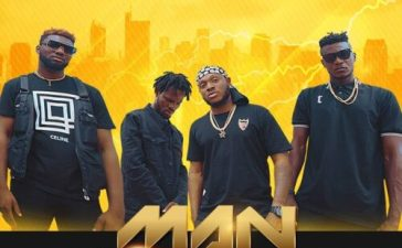 Yblaq - Man Go Try Ft. Fameye, Keche Mp3 Audio Download